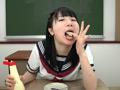 [fetishjapan-0857] ベロフェチ!マヨネーズ舐め 安達まどかのキャプチャ画像 4