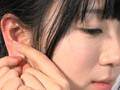 耳フェチ!耳穴観察&掃除 安達まどか-1