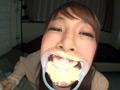 歯フェチ&マヨネーズ咀嚼-2