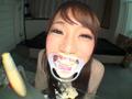 歯フェチ&マヨネーズ咀嚼-4