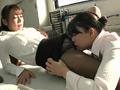 パンスト堪能クンニ OLうれあの新人研修レズビアン!のサムネイルエロ画像No.3
