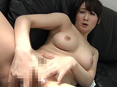 【葵千恵動画】フェロモンムンムンOLの淫語ピストンオナニー -オナニー