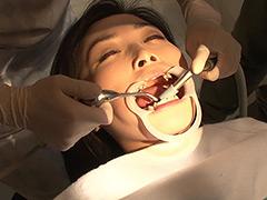 口腔:歯フェチ!本物の歯治療映像 小百合