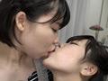 唾液受け渡しレズベロキス 松浦ゆきな&尾崎ののかのサムネイルエロ画像No.1