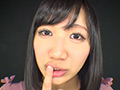 星川麻紀ちゃんと口内丸見え濃厚ベロチュウのサムネイルエロ画像No.1
