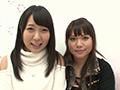 べろちゅ~ノンストップレズ接吻 葉山美空&北村玲奈のサムネイルエロ画像No.1