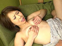 【鈴波朋子動画】母と息子の日常SEX -熟女