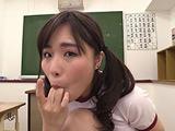 フェラ&はるのるみちゃんの舌・口内自撮り 2本セット 【DUGA】