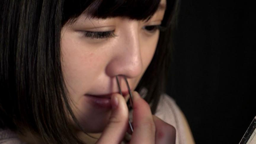 鼻観察・くしゃみ鼻水 葉月もえ 3枚目