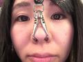 みきの鼻観察・鼻水塗り付け&あさみの鼻観察・くしゃみ【3】