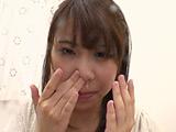 鼻観察内視鏡映像・くしゃみ鼻水ディルド手コキ 美咲