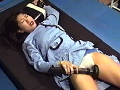 松下一夫のくすぐりワールド 女スパイ自己拷問2