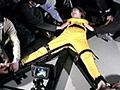 女スパイ拷問くすぐり笑い地獄の刑11