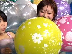 ラブ☆ラブ〜プールふうせん♪〜 Vol.3