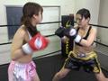 悶絶ボクシング002 岬あずさvs神納花【1】