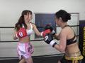 悶絶ボクシング002 岬あずさvs神納花【5】