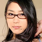 眼鏡熟女ハメ撮り はるか