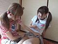小○生見せびらかし互い撮りオナニー 画像 2