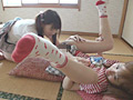 小○生見せびらかし互い撮りオナニー 画像 12