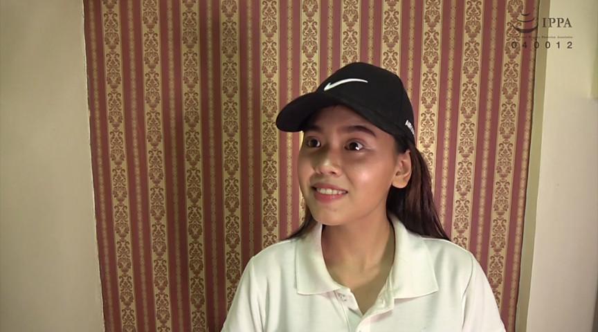 タイで発掘した奇跡のGカップ褐色パイパン少女 スー 画像 1