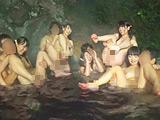 ほっこりモッコリ温泉美少女20人8時間