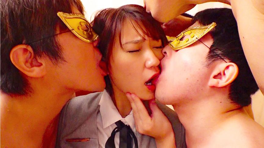 秘密の輪姦倶楽部LINCOLN#2 某OLゆい様の場合のサンプル画像