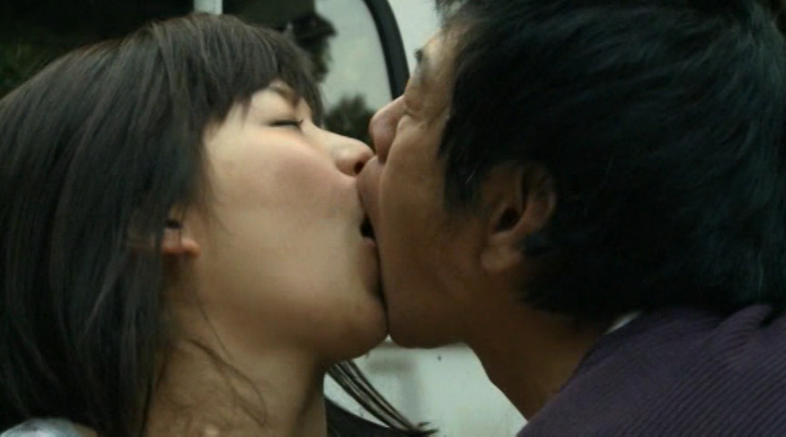 ド田舎娘 完全版 世界一濃厚でいやらしい接吻とSEX