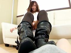 美少女ブーツ図鑑