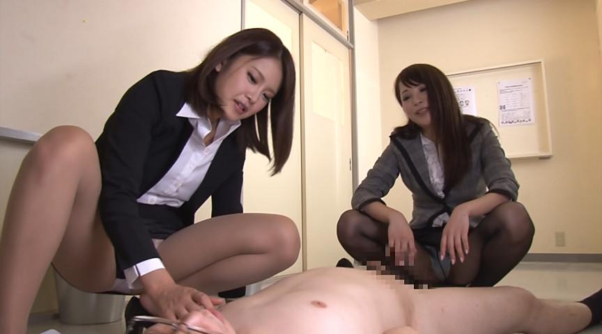 女教師の強制射精指導 の画像9