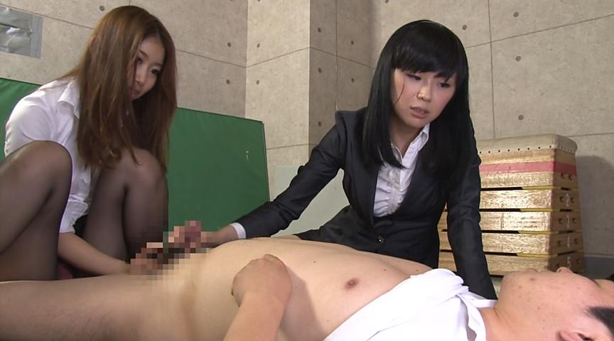 女教師の強制射精指導 の画像6