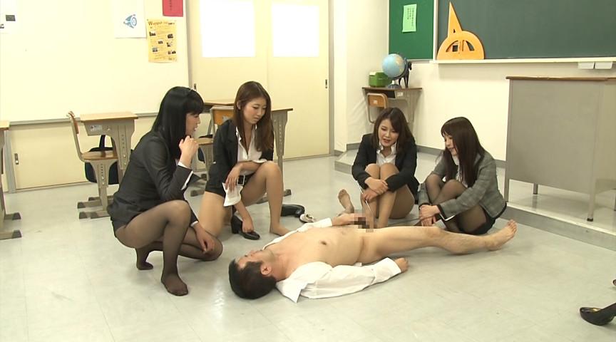 女教師の強制射精指導 の画像3