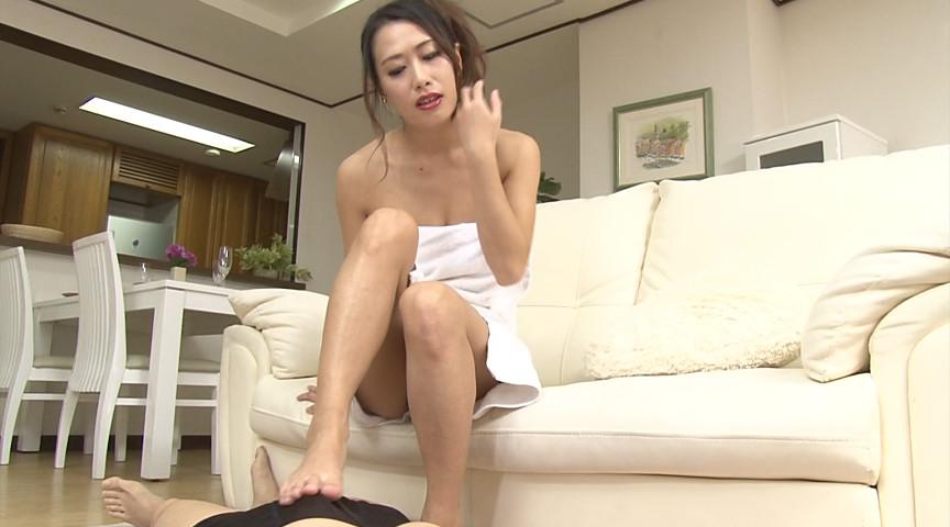 淫語シャワー 熟女の口から発せられる淫らな言葉のシャワーをあびながら抜かれた の画像14