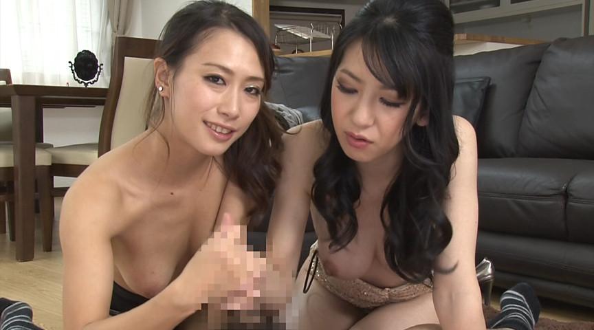 淫語シャワー 熟女の口から発せられる淫らな言葉のシャワーをあびながら抜かれた の画像1