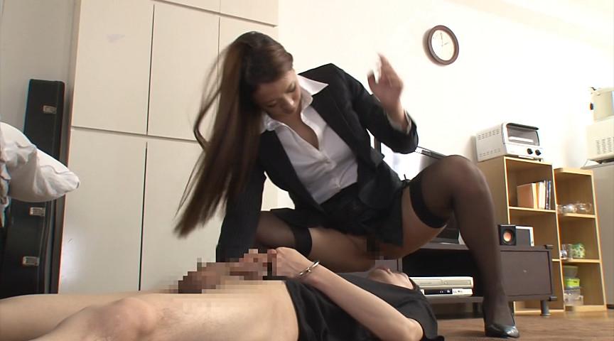 女捜査官に、自白するまで何度も射精させられた。 画像 4
