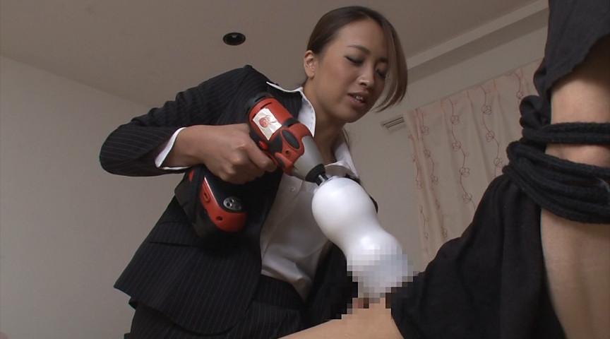 女捜査官に、自白するまで何度も射精させられた。 の画像11