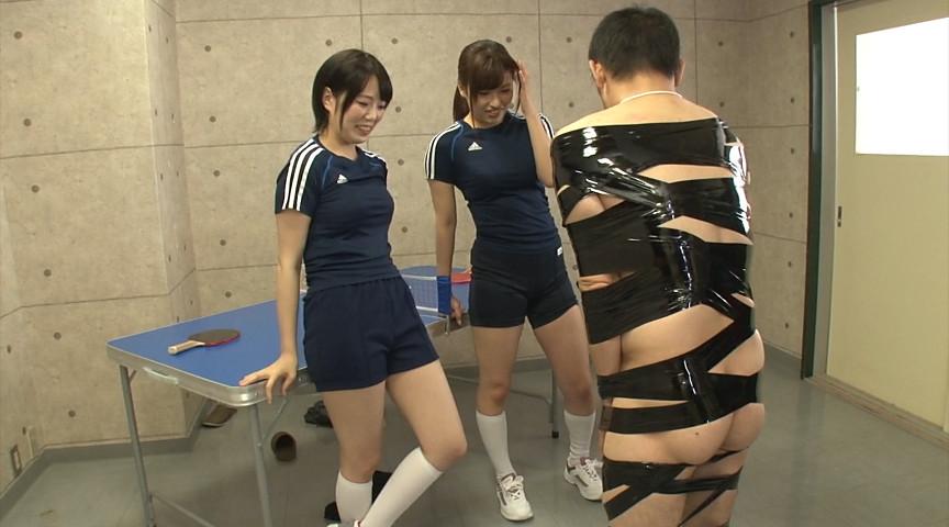 女子卓球部の便器にされた男 画像 8