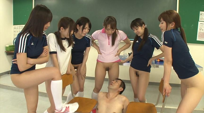 女子卓球部の便器にされた男 画像 15