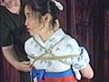 さとみ妖艶 縄酔い和服縛りのサムネイルエロ画像No.2