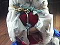 さとみ妖艶 縄酔い和服縛りのサムネイルエロ画像No.7