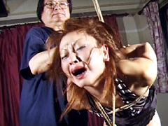 緊縛之神髄3 吊りは地獄か極楽か