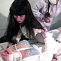 女腹切り作品集4 怪我した女子大生