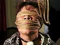 緊縛浪漫08 熟女顔面縄暴虐・股棒縛り貫通責め の画像8