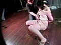 緊縛イズム01 肉を裂く縄・ゆきほ鼻責め宙吊り の画像2