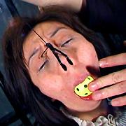 熟女強烈緊縛 顔面玩弄 神田つばき
