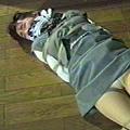 女事務員・猿轡羞恥縛り 早乙女宏美