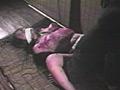 あぐら股縄・乳首がのびる痛烈吊りのサムネイルエロ画像No.3
