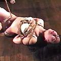 下着なぶり縄・秘肉緊縛こすり