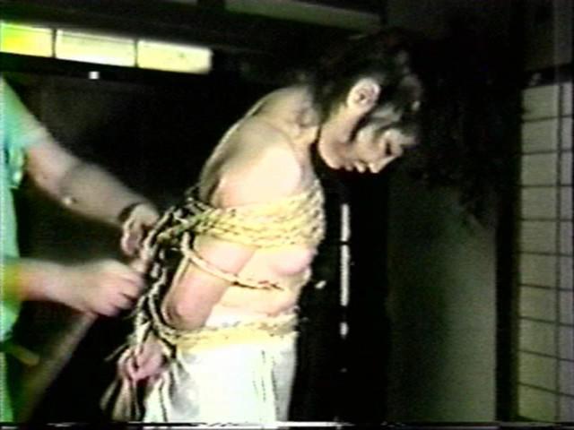 濡木痴夢男緊縛美外伝4 広咲千絵~荒縄網縄拷問縛り の画像13