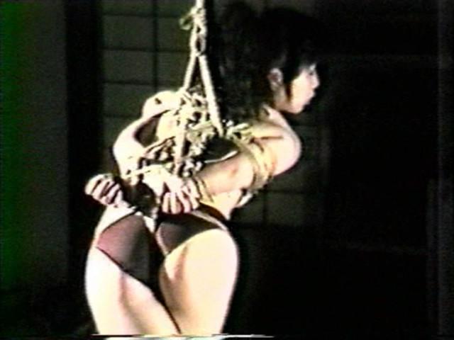 濡木痴夢男緊縛美外伝4 広咲千絵~荒縄網縄拷問縛り の画像4
