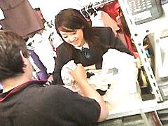 東京女子校生ストーリー ~ブラりパンツ売り編~2